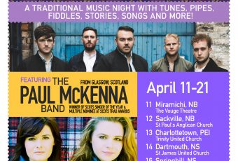 A Celtic Spring fling coming to Charlottetown