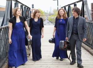 Venuti String Quartet @ Indian River Festival | Kensington | Prince Edward Island | Canada