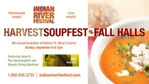 Harvest SoupFest @ Historic St. Mary's / Pavilion
