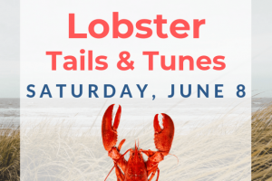 Lobster Tails & Tunes @ Historic St. Mary's, Indian River