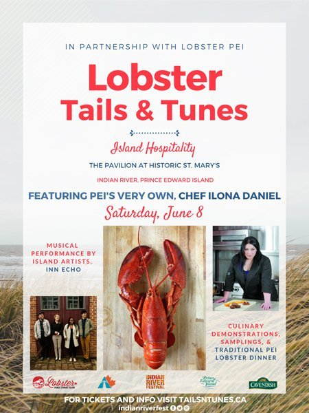 PEI Lobster Tails & Tunes
