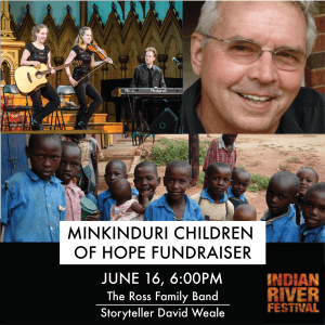 Mikinduri Father's Day Fundraiser @ Historic St. Mary's