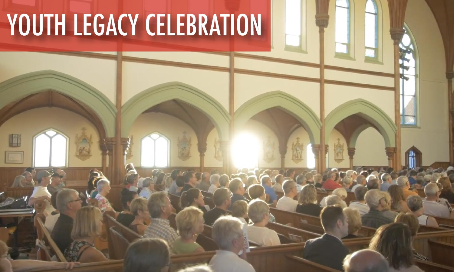 Youth Legacy Celebration @ Historic St. Mary's